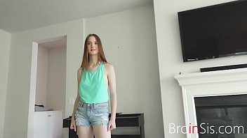 These days SISTERS fuck BROTHER too- Hazel Moore