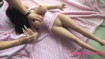 zldoll 100cm Silicone Sex Dolls Operation demonstration