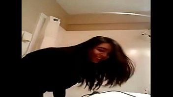 Arab girl selfie...