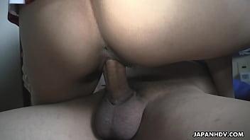 Japanese cheerleader, Tomomi Matsuda had sex uncensored