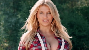 Boob cleavage off showing Charlotte mckinney - sexy in joe dirt 2 uploaded by celebeclipse.com