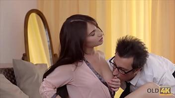 OLD4K. Passionate sex for her fiancee Vorschaubild