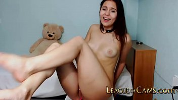 Fun Camgirl Teen Wants Cum in Her Mouth