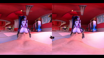 Widowmaker VR Pussy grind [Patreon HentaiVR]