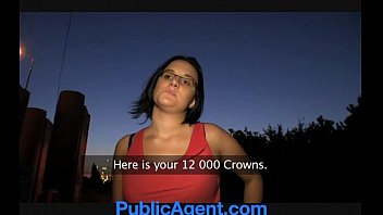 PublicAgent Angel does not look so angelic when she's riding my big cock. Preview