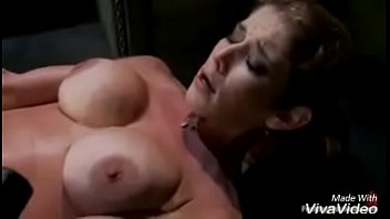 Drilling Pussy With Fucking Machines And Squirting