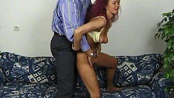 Big titted sexy amateur milf fucking hard &wanking off handjob for huge cumshot