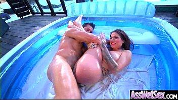 Big Curvy Ass Girl (Karmen Karma) Realy Love Deep Anal Hard Bang clip-14