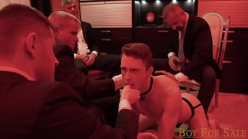 Gay boys dom - Boyforsale - jock slave boy -cole- shared and bred by dom daddies