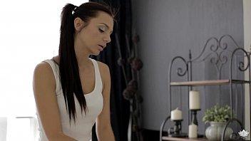 Ukrainian Anita Sparkle enjoys massage - Fantasy Massage
