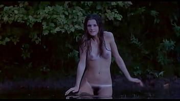 Gifs nude The burning: sexy nude girl gif