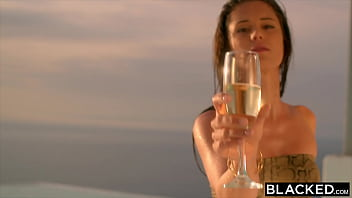 BLACKED Sexy Divorcee Little Caprice rebounds with some BBC thumbnail