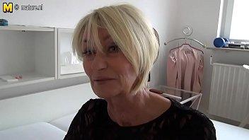 Very sexy german elegant Grandma