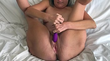 Hot Wife Toys Her Wet Pussy Looking To Get Fucked