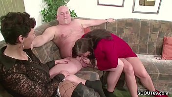 german milf and mature fuck with old man in threesome » sammie cee thumbnail