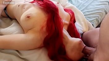 Red Hair Milf Professional Blowjob