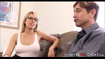 Hot Blonde Wife Zoey Monroe Caught Cheating With Black Guy Cuckold 8 min