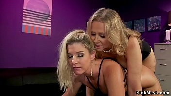 Big tits blonde mature anal bangs babe