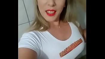 Party actress Brazilian Emanuelly Weber