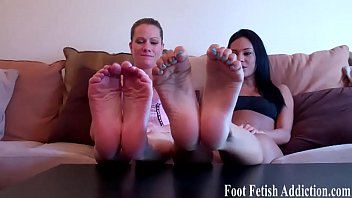 You will love pampering our 18yo feet 7 min