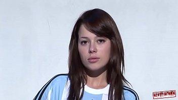 Erica Viva Argentina Soccer Girl
