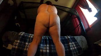 Sexy BBW Slo Mo Ass Shaker