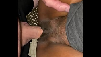 Cheating Ebony wife back for more white cock