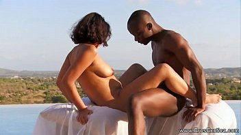 6524 Ebony Couple Try New Sex preview