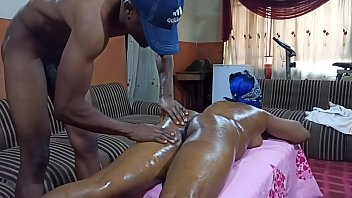Mathew Gives A Legendary Nuru Massage To Miss Anita