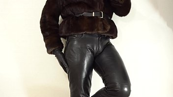 Soft Leathers playing nicely on the body and in the light