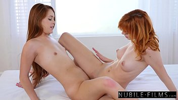 Redhead Lesbian Beauties Sensual Scissoring And Ass Play S19:E10