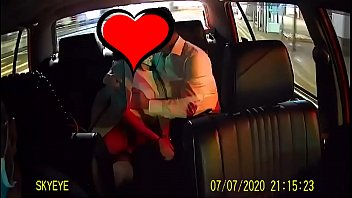 The Couple Sex On The Taxi