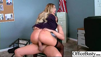 Office Slut Girl (August Ames) Enjoy Hardcore Intercorse mov-08