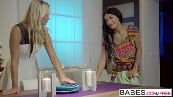 Babes - Giving Thanks  starring  Lexi Dona and Cayla Lyons clip