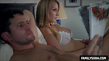 Daughter fucked by Daddy next to s. Mom