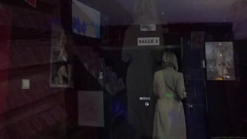 Un cinéma Porno pour Angel-Exhib thumbnail