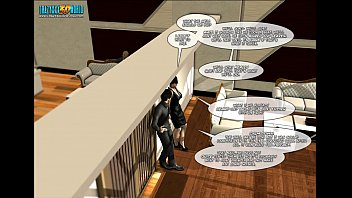 3D Comic: Vox Populi. Episode 4 Vorschaubild