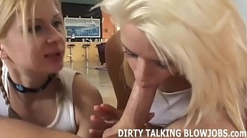 We talk dirty while sucking your big cock JOI