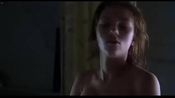 Boob scans - Scarlett johansson -