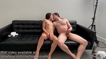 Jerking Off With Hot Asian Girl