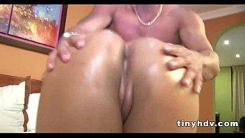 Petite Latina teen pussy Lorena Lobos 1 54 5 min