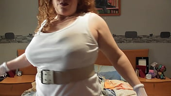 Erotic Dance Of  My Busty Stepsister ister