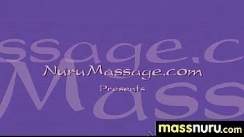 Nuru Massage Ends With A Hot Shower Fuck 1