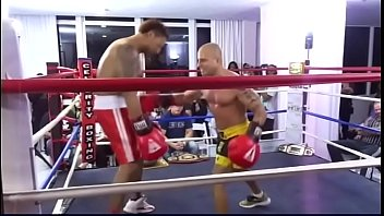 REAL FIGHTS BODY BLOWS & BODY SHOTS TOUGH MAN STYLE BOXING MATCH
