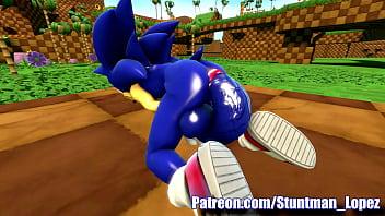 Sonic Anal Boom