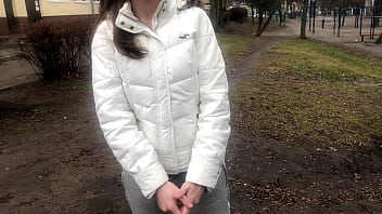 Stranger Sucked And Fucked For Money. Russian Amateur. With Talking