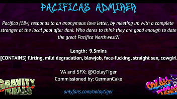 [GRAVITY FALLS] Pacifica's Admirer | Erotic Audio Play by Oolay-Tiger