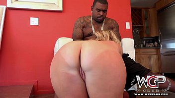 Black mom takes big white cock - Wcp club horny bbw milf goes interracial