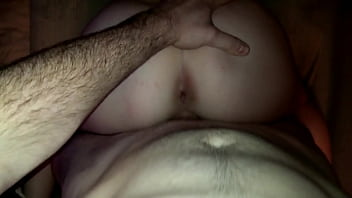 Big and round ass doggystyle sex