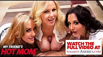 Naughty America - MILFs in costume, Casca Akashova & Rachael Cavalli, need some dick after a big scare!! 16分钟